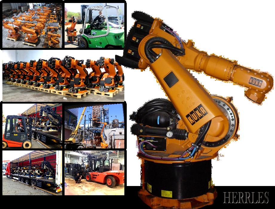 Herrles Maschinenhandel Demontagen