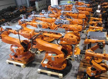 Industrieroboter & Komponenten