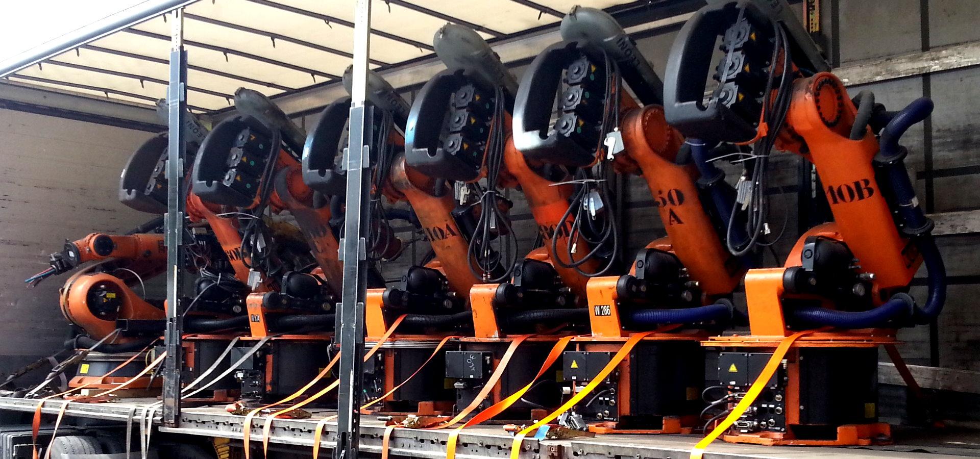Anlagenvermarktung & Maschinenhandel